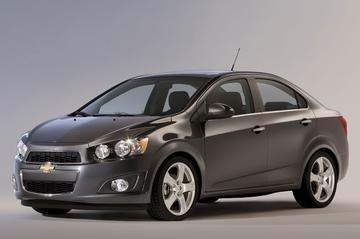 Chevrolet Sonic is sportieve Aveo
