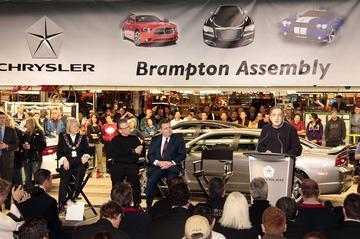 Chrysler-fabriek maakt zich op voor Alfa en Lancia