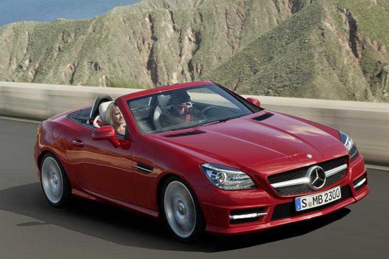 Mercedes-Benz SLK 200 (2011)