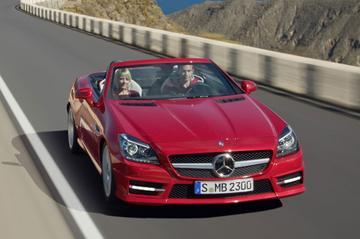 Nu al de prijzen van de Mercedes SLK