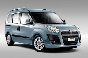 Fiat Doblò op aardgas