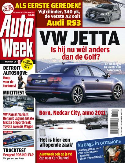 AutoWeek 3 2011