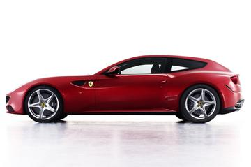 De Ferrari FF: 4WD shootingbrake *met video!*