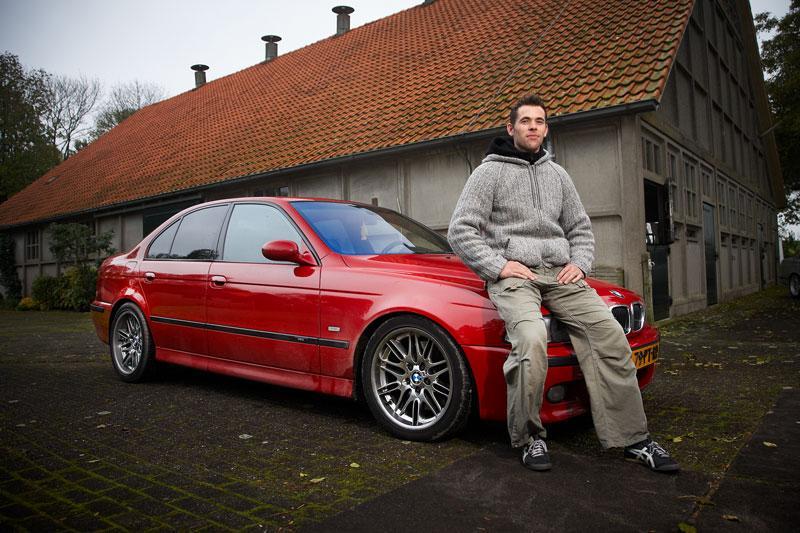 Blits Bezit - BMW M5 E39