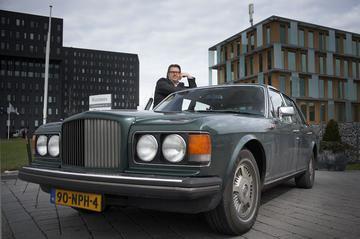 Klokje rond - Bentley Mulsanne Turbo