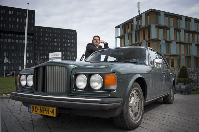 Klokje rond - Bentley Mulsanne Turbo