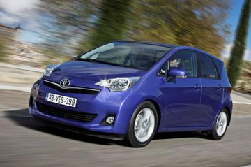 Gereden: Toyota Verso-S