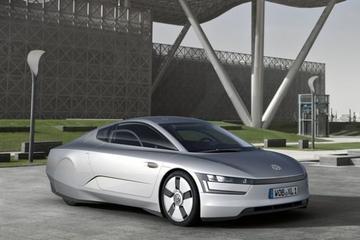 Volkswagen XL1 komt in 2013