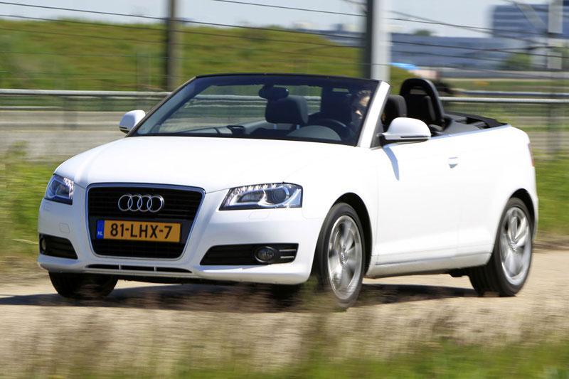Audi A3 Cabriolet 1.2 TFSI Ambition (2010)