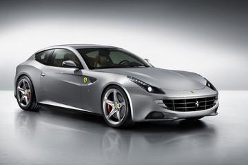 Extra foto's Ferrari FF