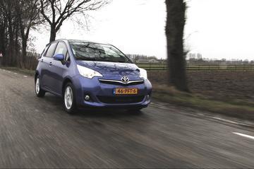 Rij-impressie Toyota Verso S
