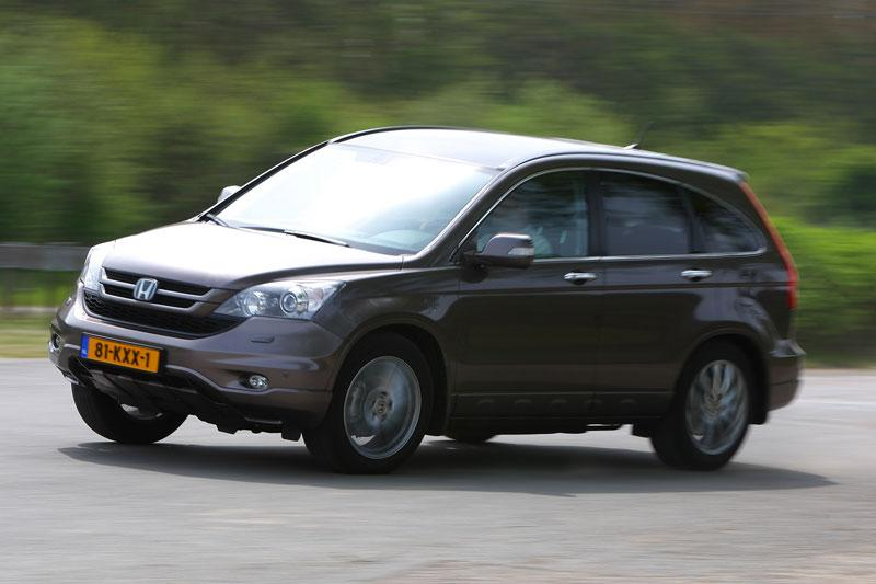 Honda CR-V 2.0 i-VTEC Executive (2010)