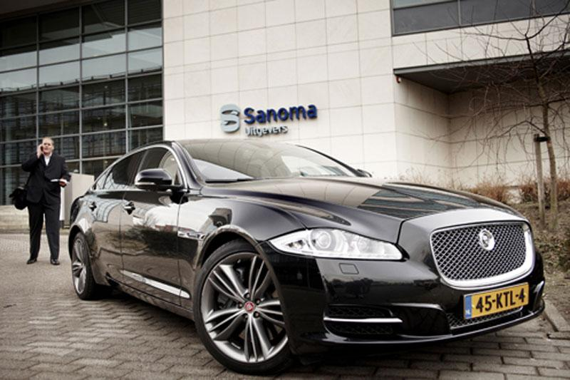 Rij-impressie Jaguar XJ L 5.0 Supercharged