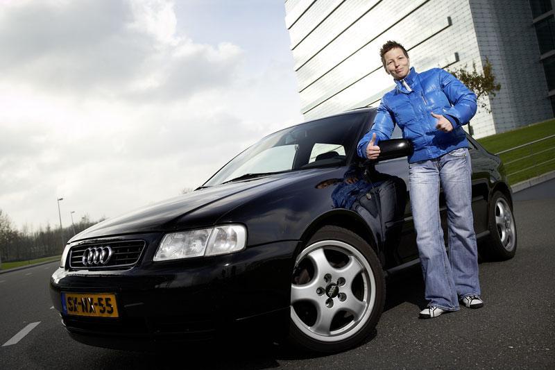 Klokje rond - Audi A3