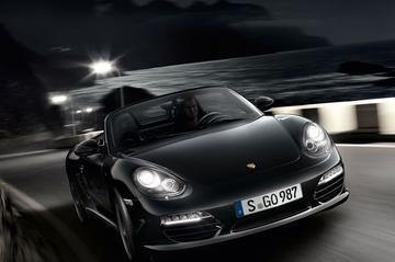 Nu ook Porsche Boxster S als Black Edition