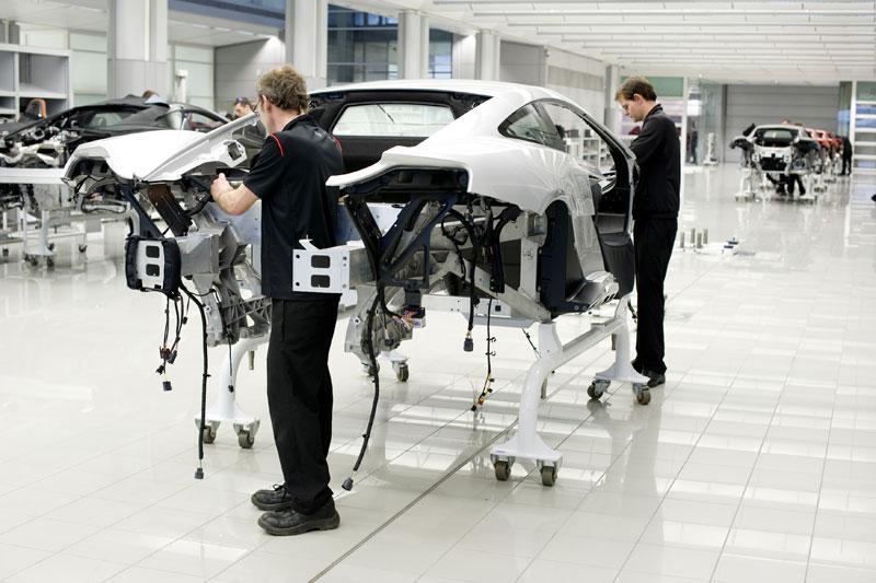 Productie McLaren MP4-12C vertraagd
