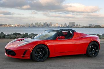 'Nieuwe Tesla Roadster heet Model R'