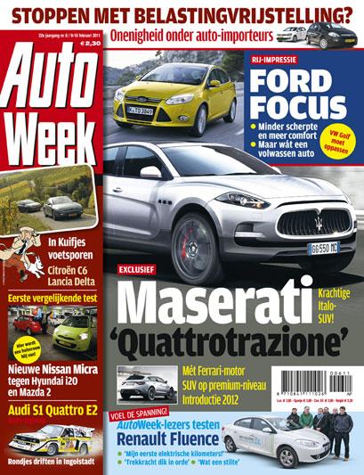 AutoWeek 6 2011