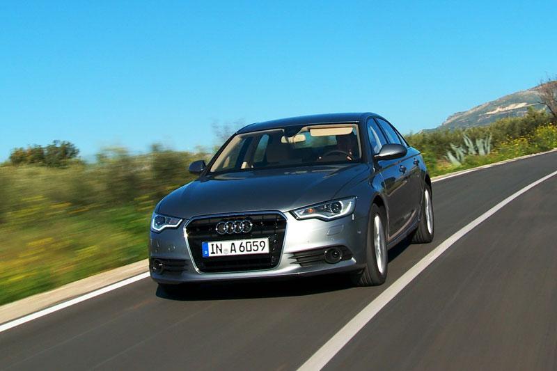 Rij-impressie Audi A6