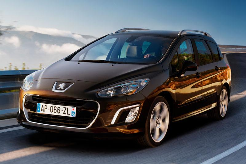 Peugeot 308 SW Active 1.6 e-HDi (2012)