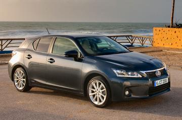 Lexus CT 200h Hybrid Luxury Line (2012)
