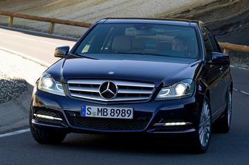 Mercedes C-klasse met 20 procent bijtelling