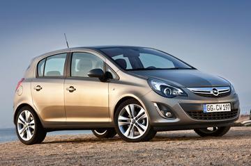 Opel Corsa 1.3 CDTI ecoFLEX Business Edition (2011)
