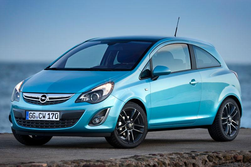 Opel Corsa 1.2 ecoFLEX Bi-Fuel Color Edition (2013)