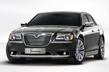 Lancia-nieuws 2: de nieuwe Thema