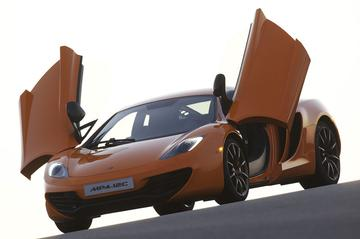 Productie McLaren 12C toch ten einde