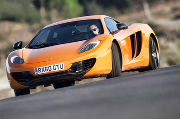 In detail: McLaren MP4-12C