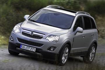 Gereden: Opel Antara facelift