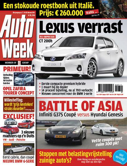 AutoWeek 7 2011