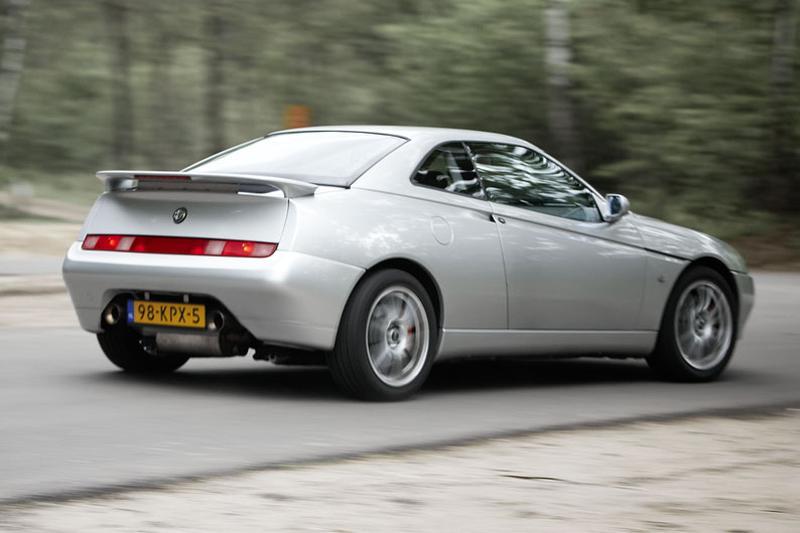 Tuning - Alfa Romeo GTV Bimotore met 487 pk