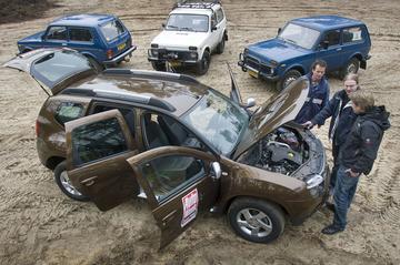 Dacia Duster dCi 110 FAP 4x4