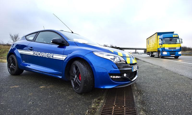 Nederlanders massaal te snel op Franse wegen