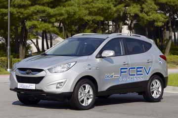 Hyundai test ook met brandstofcel