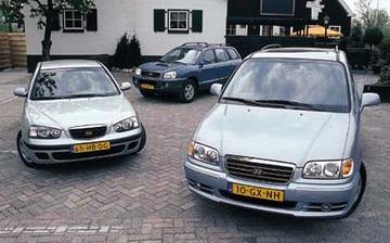 Hyundai CRDi's