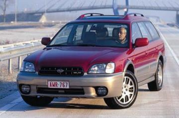 Subaru Legacy Outback 3.0 H6