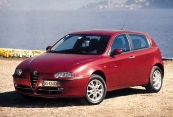 Alfa Romeo 147 1.9 JTD 5-deurs