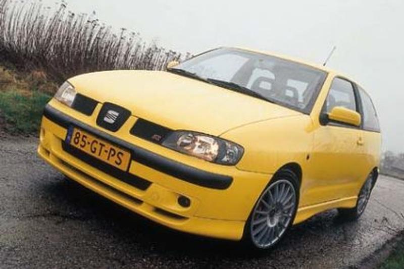 Seat Ibiza Cupra R & Toledo V5