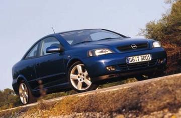 Opel Astra Coupé Turbo