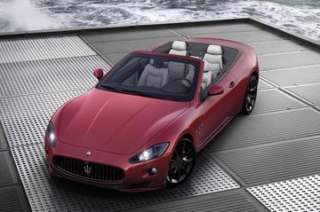 Hardere versie Maserati GranCabrio