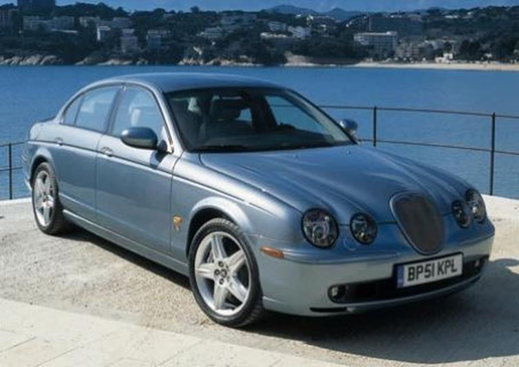 Jaguar S-type/Jaguar X-type 2.0 V6