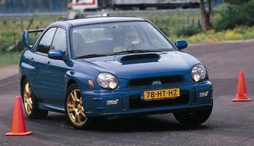 Subaru Impreza 2.0 WRX STi AWD