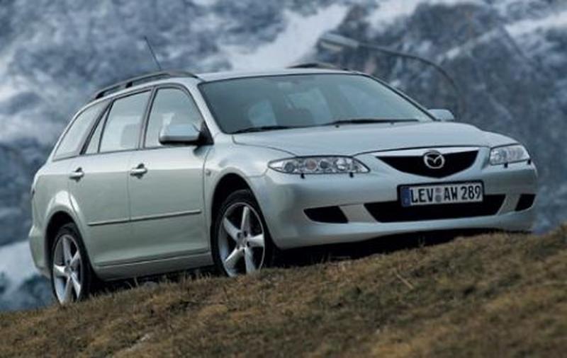 Mazda 6 SportBreak 2.3 S-VT Active AWD