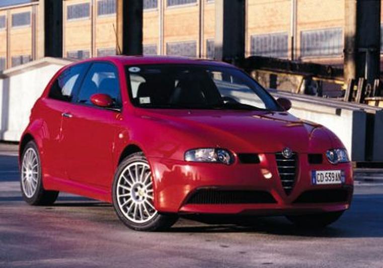 Alfa Romeo 147 GTA - 147 1.9 JTD 16v