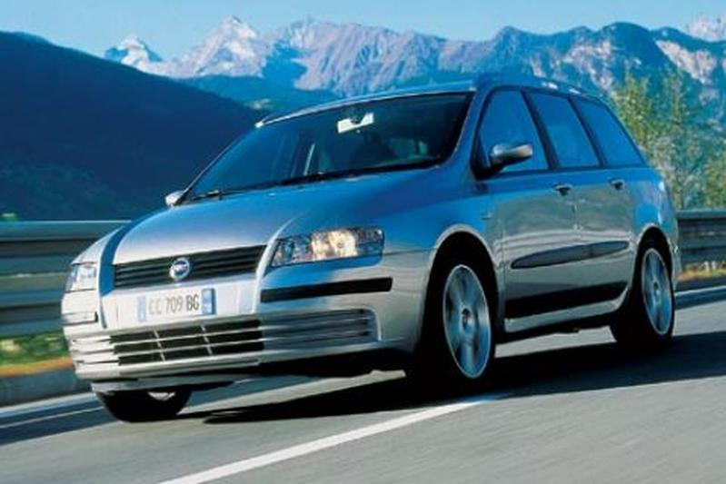 Fiat Stilo Multi Wagon