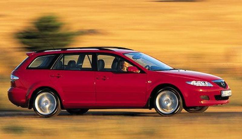 Mazda 6 Sport en SportBreak