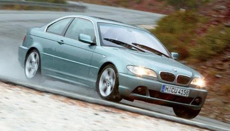BMW 3-serie Coupé & Cabriolet 2003